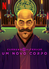 Altered Carbon: Nova Capa