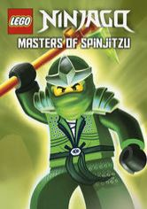 LEGO Ninjago: Mestres do Spinjitzu