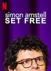 Simon Amstell: Set Free